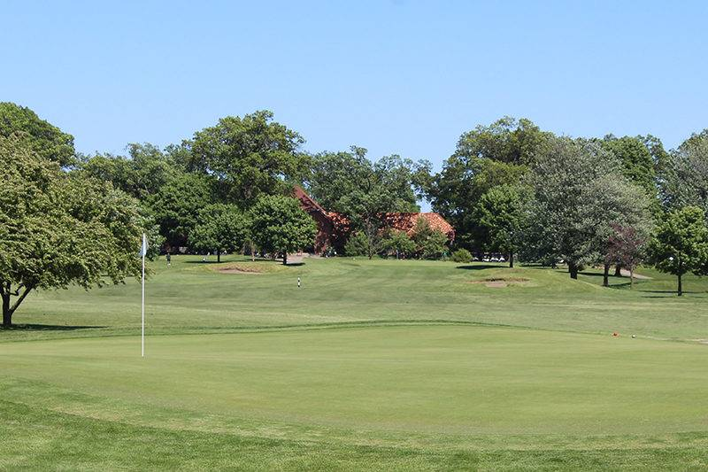 Rackham Golf Course